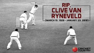Obituary: Clive van Ryneveld, one of the greatest all-round sportsmen