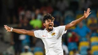 Sri Lanka need 63 with 5 wickets in hand against West Indies