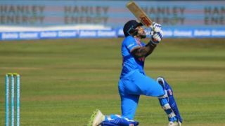 England vs India: Shikhar Dhawan practises to tackle short-pitched deliveries ahead of T20Is