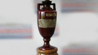 Giants clashed, sparks flew, which resulted in The Ashes