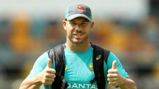 Warner wishes to play World Cup 2019 for Australia