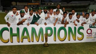 Pakistan in West Indies 2017: Marks out of 10 for the tourists after historic win