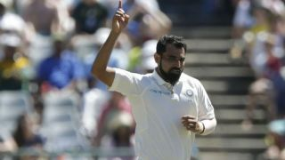 Shami clears yo-yo test, available for selection