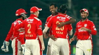 KXIP's golden run comes to an anticlimactic end