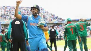 Rohit Sharma clears Yo-Yo test, takes dig at doubters