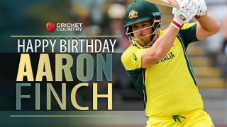 Aaron Finch: 10 facts you must know about Australian batsman