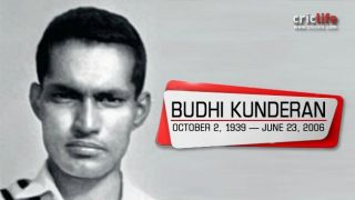 12 little-known facts about Budhi Kunderan