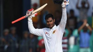 Dhananjaya de Silva to join squad after father's funeral