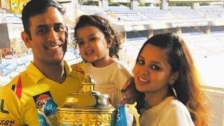 Ziva wanted to run freely at Wankhede, discloses Dhoni