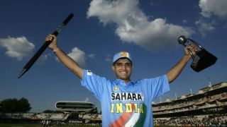 VVS Laxman tried to stop me from going shirtless at Lord's in 2002: Sourav Ganguly