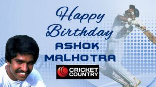 Ashok Malhotra: 10 things to know about the former Indian batsman