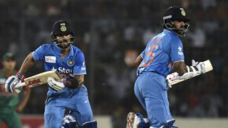 India vs Bangladesh, Asia Cup T20 2016 Final: Highlights from India's chase