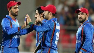 In Pictures: AFG vs BAN, 2nd T20I