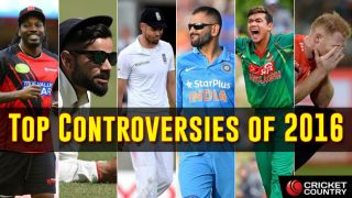 Year-ender 2016: 20 controversies that brought cricket to stand-still