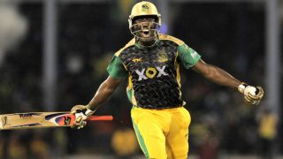 Russell blasts Jamaica to 6 wicket win against T &T
