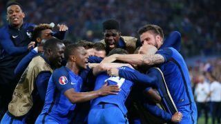 FRA 0-0 SUI, Full Time, Live football score, Euro 2016, Group A, France vs Switzerland