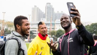 Hong Kong T20 Blitz 2017: West Indies dominate opening day