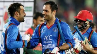 Rashid guides AFG to historic series win against BAN