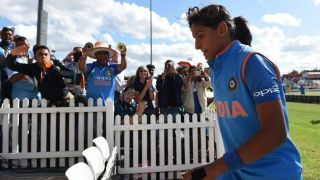 The day Harmanpreet Kaur descended upon Derby