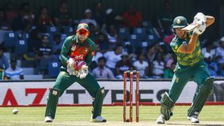 In pictures: South Africa beat Bangladesh by 200 runs in 3rd ODI