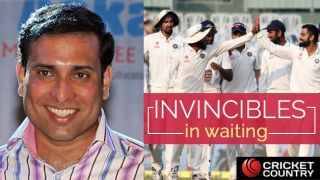 VVS Laxman: India are not the No. 1 Test side by chance
