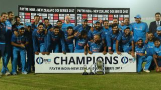 In Pictures: India beat New Zealand by 6 runs in 3rd ODI