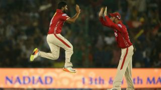 Rahul Tewatia's all-round show and other highlights