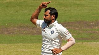 Saini to replace Shami in the Test team