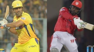 IPL 2018: MS Dhoni, Chris Gayle to complete 4,000 runs in CSK vs KXIP tie