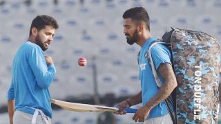 Sourav Ganguly wants Murali Vijay, KL Rahul to open