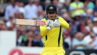 Stoinis calls banters 'pretty good' while fielding near the boundary