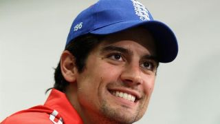 Cook finds unexpected support from an Aussie!