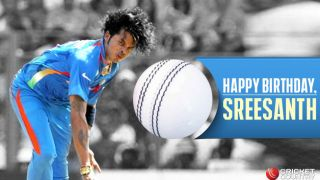 S Sreesanth: 14 interesting things about the Indian seamer