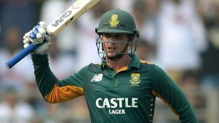Hashim Amla, Quinton de Kock, JP Duminy batter England as South Africa pile on 229 for 4 in T20 World Cup 2016
