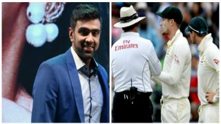 Ashwin on ball-tampering row: These things happen in the heat of the moment