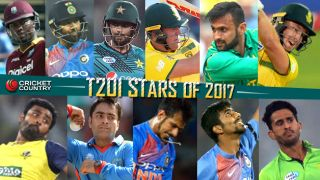 Year-ender: T20I XI of 2017