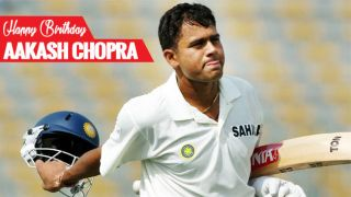 Aakash Chopra: 10 interesting things to know about the Indian cricketer-turned-writer