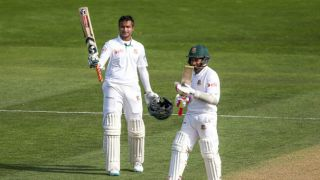 Bangladesh vs New Zealand, 1st Test, Day 2: Shakib's double-ton, Mushfiqur's 159 and other highlights