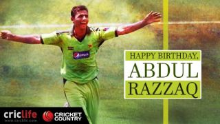 Abdul Razzaq: Seven things to know about the Pakistani all-rounder