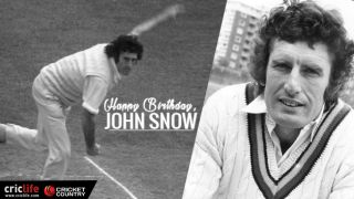 John Snow: 22 little-known facts about the England bowler