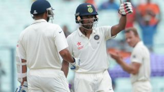 RM Lodha says that India- New Zealand series must go on