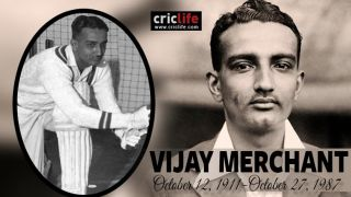 Vijay Merchant: 22 alluring facts to know about the Bradman of India