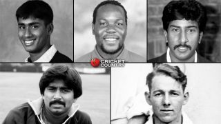 The Fabulous Five: Story of youngest centurions on Test debut