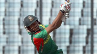 WI vs BAN only T20I abandoned due to rain
