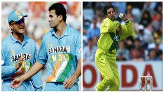 Sourav Ganguly introduces Zaheer Khan to Wasim Akram: A tale of verbal bouncers