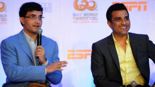 When Sourav Ganguly received a sound 'lashing' from Sanjay Manjrekar