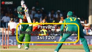 Bangladesh vs South Africa, 1st T20I preview and likely XIs