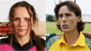Amelia Kerr becomes youngest player to score a double century in international cricket.