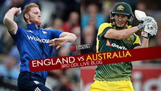 Aus 207 in 44 Overs (Target 301) | Live Cricket Score, England vs Australia, 3rd ODI, Manchester: Taylor century, spinners help England win by 93 runs