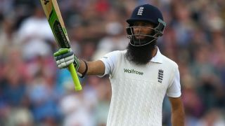 Ashes 2015: Moeen Ali and Stuart Broad's 87 unlucky for Australia at Edgbaston